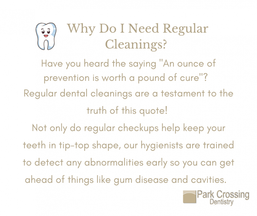 Importance Of Regular Cleanings